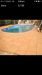 Paving & Limestone Retaining Walls / Bricklaying (FREE QUOTES) Stirling Stirling Area Preview