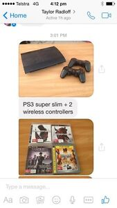 Gaming consoles x 3 & accessories Bellambi Wollongong Area Preview
