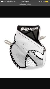 Need asap Senior Bauer S150 or s170 or s190 blocker and trapper
