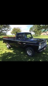 Ford f250 1966