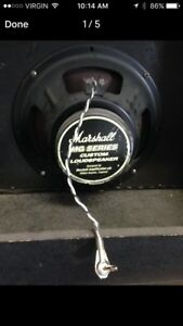 Marshall 80w Slave Speaker/Cab (Trade for ???)