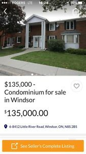 Windsor/Riverside Townhouse For Sale