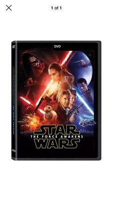 Star Wars: Star Wars The Force Awakens 2016 NEW DVD Episode VII Free Shipping (Episode Vii)