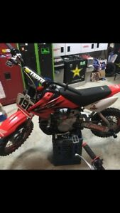 Mint crf 50 trade for a 110