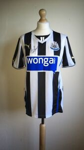 Newcastle United 13-14 Signed by Alan Shearer ⚽️