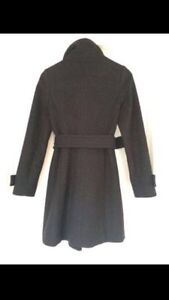 Aritzia - Babaton Bromley Wool Coat - Size XS Kitchener / Waterloo Kitchener Area image 3