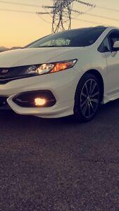 **Honda Civic SI HFP 2015**