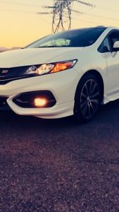 Civic si HFP 2015