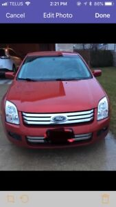 2008 Ford Fusion Car For Sale