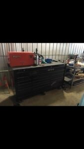 Matco 4s power toolbox