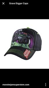 Lost grave digger hat!