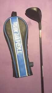 Left lefty Tight Lies 5 Wood Brand New with Cover