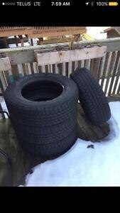 Tires F150