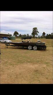 Wanted: Tuff rear mount ski boat