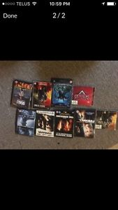 DVD lot siriana enemy of the state man on fire cars 2 firewall