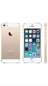 New! Apple 5S 4G Gold Smartphone 100% Unlocked Ashmore Gold Coast City Preview