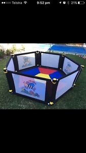 Veebee playpen and mat 4 or 6 sides Woodside Adelaide Hills Preview