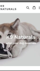 All natural products for dogs