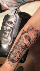 Joes Tattoo // 347 st charles ouest // inbox pour info