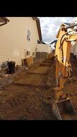Mini Excavating Services/Landscaping