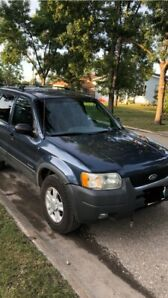 2001 Ford Escape(SAFETY)
