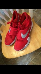 Size 13 Nike basketball sneakers