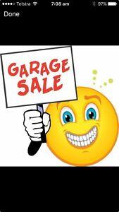 GARAGE SALE !!!!!! Victoria Point Redland Area Preview