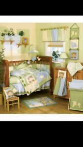 Cocalo Jungle Unisex Baby bedroom bedding and set