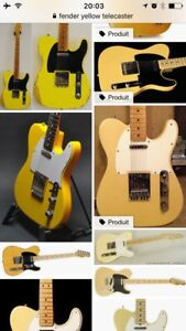 Sg limited edition + amp trade telecaster