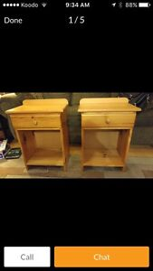 ISO Looking for 2 night stands similar to this.