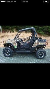 Polaris ranger rzr 2011(echange possible voir description)