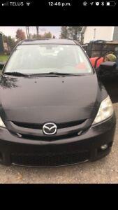 Mazda 5 2007 a vendre