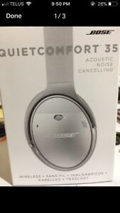 BOSE QC35 brand new sealed  OFFERS ACCEPTED