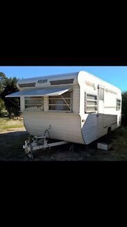 Swap camper trailer for caravan something like this value $2500  Secret Harbour Rockingham Area Preview