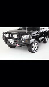 NISSAN PATROL TOP OF THE RANGE FRONT BAR $999 was $1500 LIMITED STOCK Rocklea Brisbane South West Preview