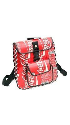 Coca-Cola tin can backpack/ rucksack