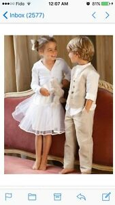 WANTED - 2pc Boy Wedding Outfits (3,4,8 &10)