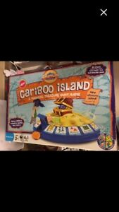 Cranium Cariboo Island Brand New never taken out of box