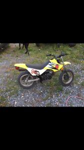 Suzuki 50 dirt bike
