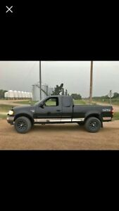 1999 Ford F-150 4x4 Off road edition