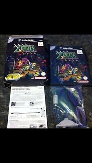 WANT TO BUY ZELDA FOUR SWORDS BIG BOX AUS Pal  Ashfield Ashfield Area Preview