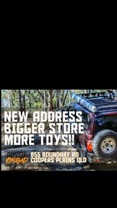 BIG SAVINGS, PRICES REDUCED ON ALL 4x4 BRAND NEW PARTS SELLING FAST !! Coopers Plains Brisbane South West Preview