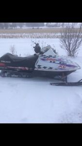 '98 Polaris 2004 Liberty 700 twin