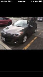 2012 mazda 3 hatchback for sale low Km clean car