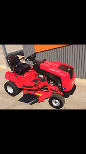 COX STOCKMAN 4500 RIDE ON MOWER Harristown Toowoomba City Preview