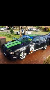 Nissan Pulsar SSS N15 Race Car  APRA Emu Heights Penrith Area Preview