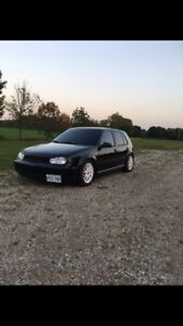 2001 1.8t golf trade for sled!