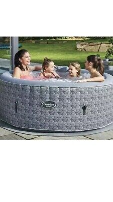 Clever Spa Antigua Spa Hot Tub Jacuzzi- BRAND NEW IN CELLOPHANE