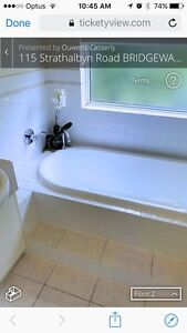 Acrylic bath X 2  for sale and bath spout and flickmixer Bridgewater Adelaide Hills Preview