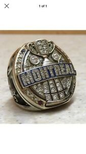 2009 Grey Cup Championship Player's Ring
